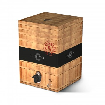 Bag In Box Tinto Riojano Crianza 15 L