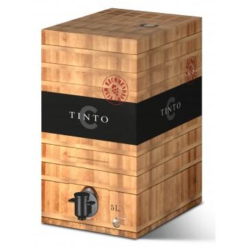 Bag In Box Tinto Riojano con Crianza 5 L